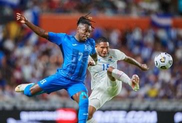 Honduras vence a Panamá para avanzar a cuartos de final de la Copa Oro