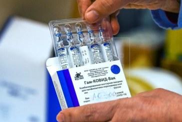 Salud anuncia que en no más de tres semanas viene segundo componente de vacuna Sputnik V