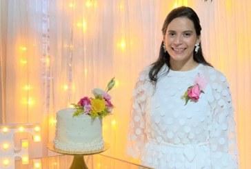 Despedida de soltera en honor a Eunice Merari Moncada