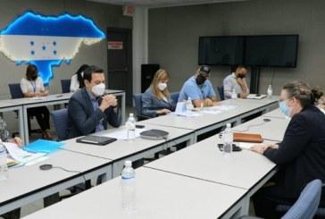 Honduras solicita ayuda al Reino Unido para acceder a Fondos Verdes para el Clima