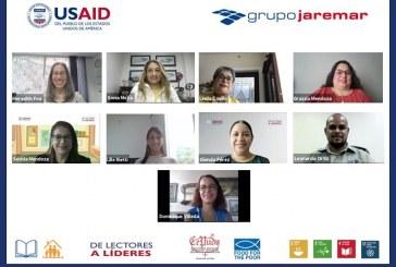 Grupo Jaremar presentó exitosos resultados de su alianza con USAID a través de su proyecto De Lectores a Líderes