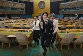 El grupo BTS ante la Asamblea General de la ONU aboga por vacunas, los jóvenes y el bienestar del planeta Tierra