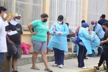 Vacunación domiciliaria contra la covid-19 inició este miércoles en Chamelecón
