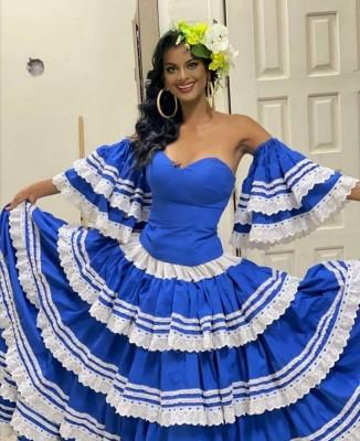 Dayana Bordas, Miss Honduras Mundo 2021