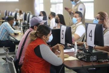 Este jueves comenzó el tercer Empleatón en San Pedro Sula
