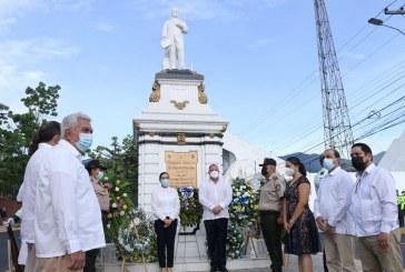 200 años de independencia: Autoridades sampedranas rindieron homenaje a la Patria