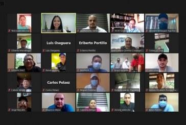Grupo Jaremar realizó su primera reunión virtual con las comunidades de sus zonas de influencia de la División Agroindustrial