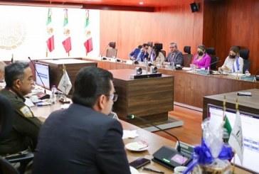 Honduras acuerda trabajar coordinadamente con México en beneficio de migrantes