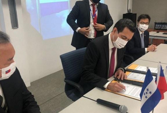 República de China Taiwán reafirma su apoyo a Honduras en reconstrucción nacional