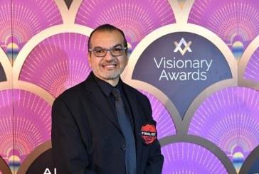 """Hondureño José Quan es galardonado con el """"Visionary Award"""" en Washington"""