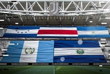 Hondureños le reprochan a la Juventus error con la imagen de la bandera