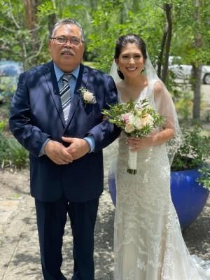 La boda de Carlos y Beldi… ¡Un amor que todo lo puede!