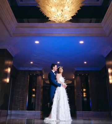 boda de Claudette Cubero & José Villanueva