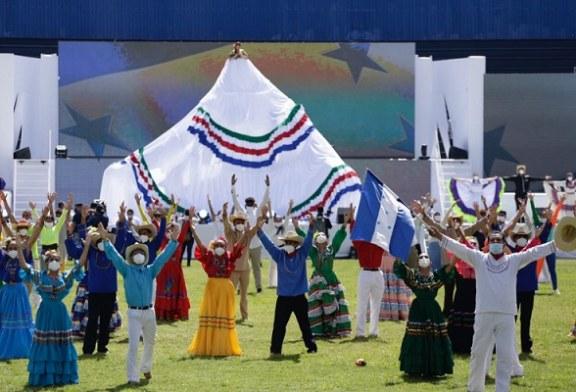 """Show cultural """"Soy Honduras"""", un tributo a la patria en el Bicentenario de Independencia"""