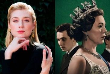 ¡The Crown regresa! Así luce Elizabeth Debicki como Lady Di +FOTOS