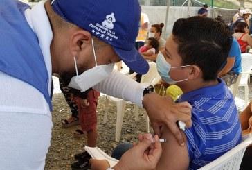 Segundo Vacunatón: al menos: al menos 34.383 hondureños se vacunaron contra la covid-19 en el Litoral Atlántico