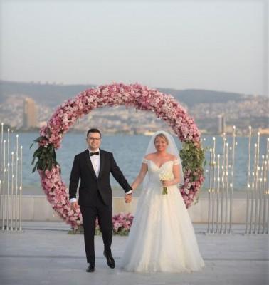 La mágica celebración de bodas de Laura María y Tural Hasanov