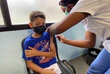 Viajeros serán vacunados contra la covid-19 en central de buses de San Pedro Sula