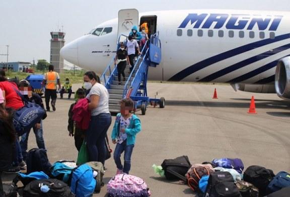 Septiembre, mes con más migrantes retornados en el centro Belén de San Pedro Sula