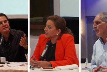 Empresarios de la Maquila se reúnen con candidatos presidenciales para conocer su visión de desarrollo para Honduras