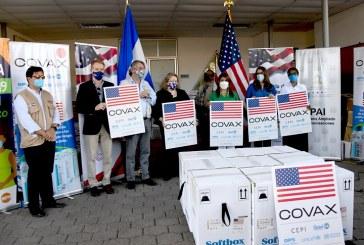 Gobierno de EEUU realiza nueva donación a Honduras de 81,900 dosis de vacunas Pfizer contra COVID-19
