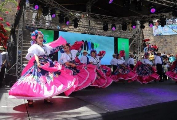 En La Esperanza: Lo mejor del folklore catracho se reúne en la décima edición del Encuentro Folklórico Nacional