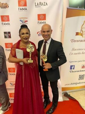 Javier Castro Premios Fama