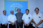 Inauguran oficinas de Mensajeros de la Paz Honduras