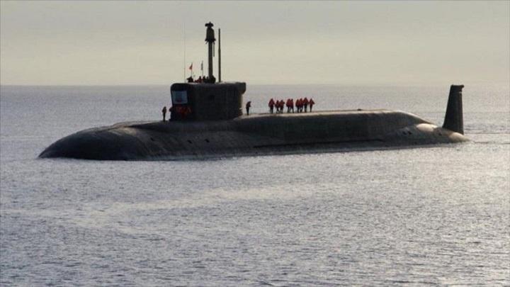 Rusia prueba con éxito un misil hipersónico desde un submarino nuclear